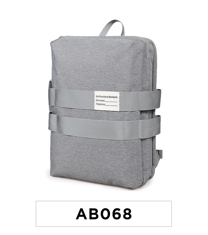 奇美60週年紀念背包客製-三用筆電背包