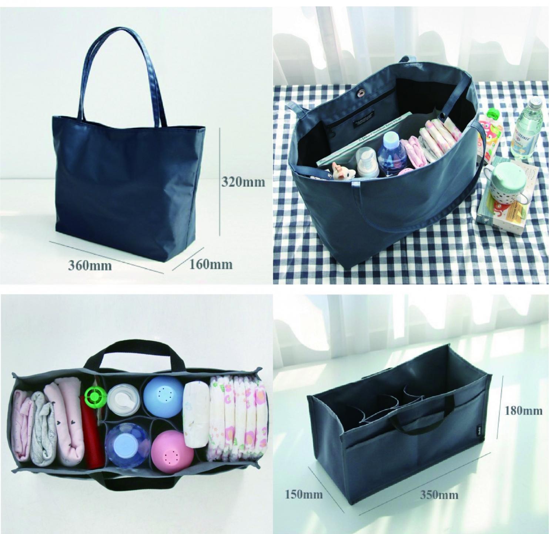 媽媽包客製案例|大容量旅行包|多功能側背包訂製