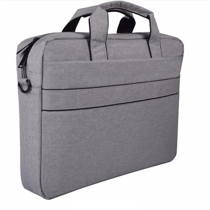 客製化簡約肩背手提電腦包