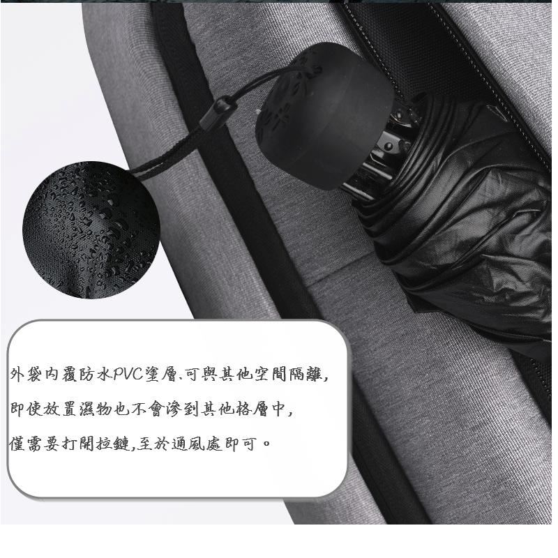 客製化日系雙肩筆電後背包
