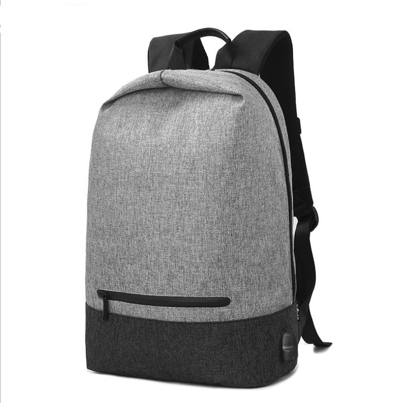 訂製英倫風電腦後背包