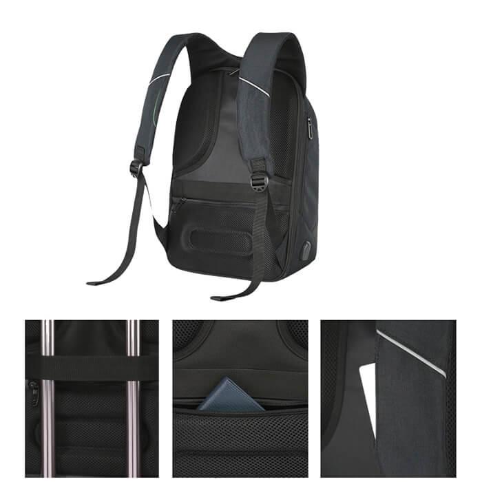 客製大容量電腦後背包
