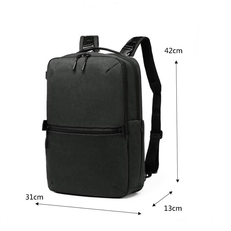 訂做商務三用電腦後背包