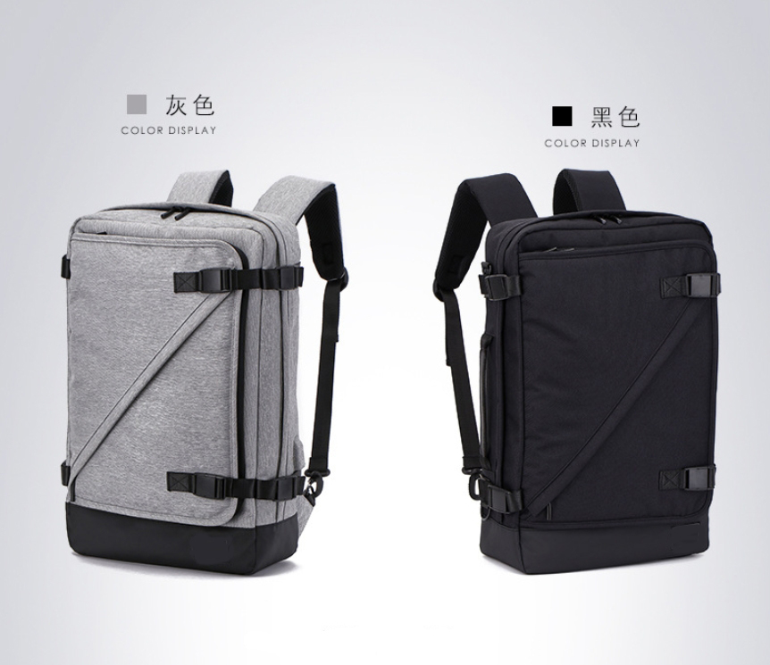 訂做時尚三用電腦後背包