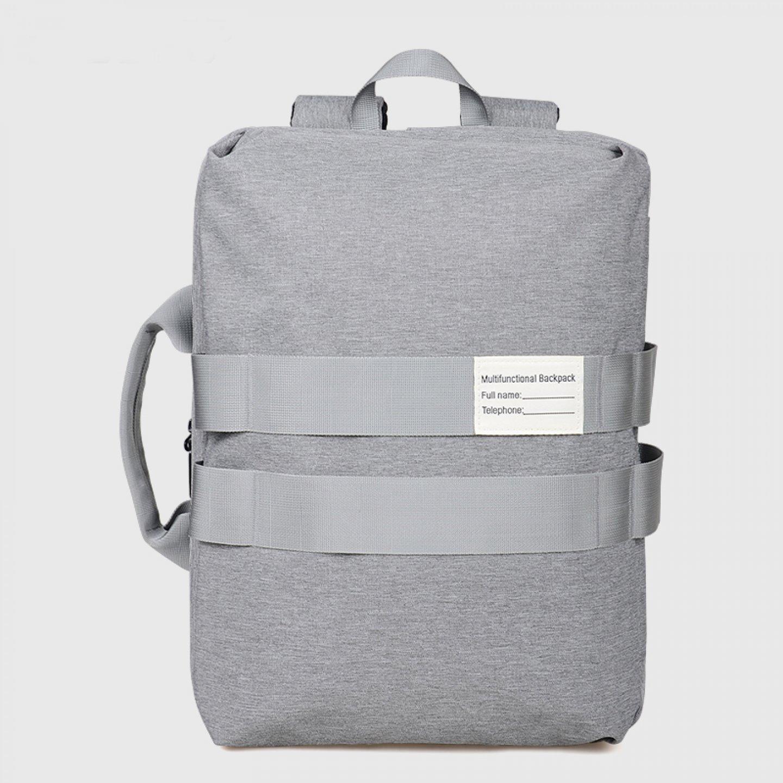 客製休閒三用電腦後背包