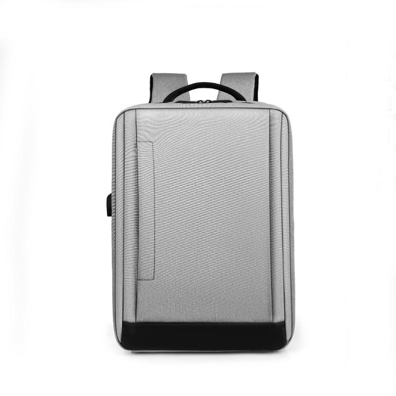 客製極簡筆電後背包(雙層)