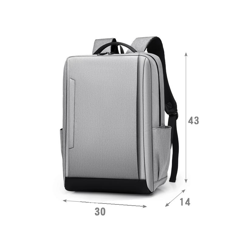 訂製極簡筆電後背包(單層)
