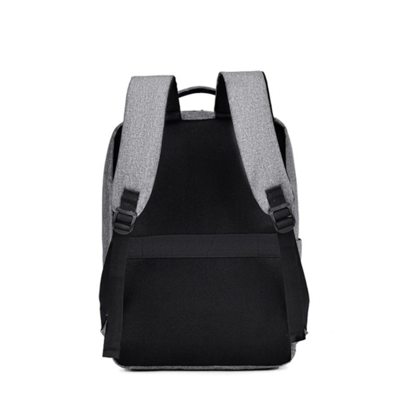 客製化簡約雙肩電腦後背包