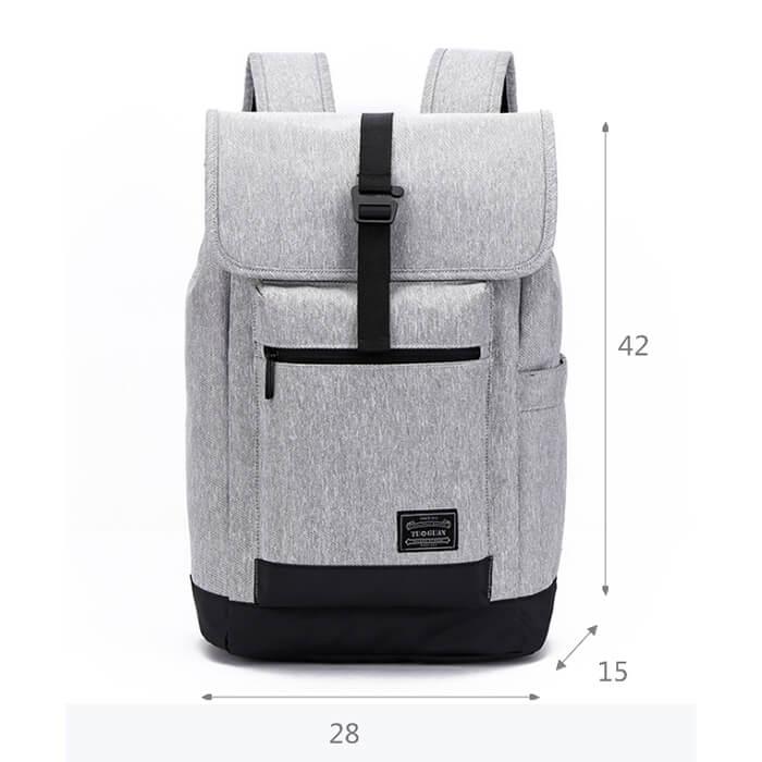 客製化韓系雙肩後背包