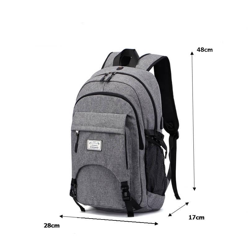 客製大容量籃球後背包