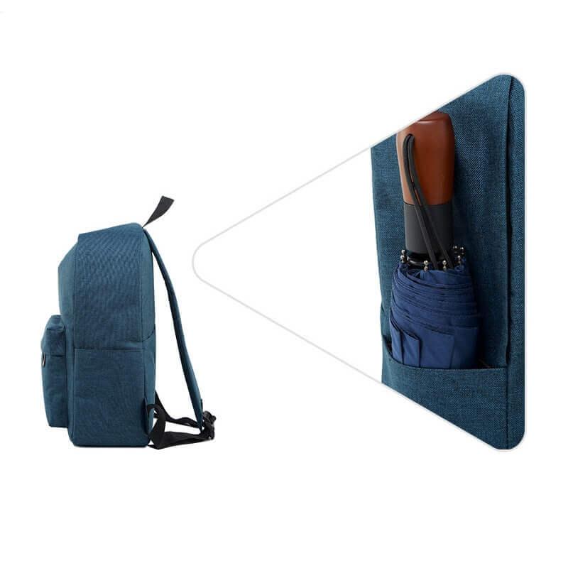 客製學院風雙肩後背包