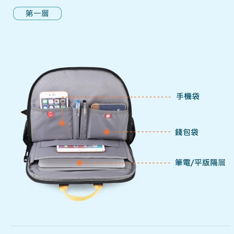訂製時尚筆電休閒後背包