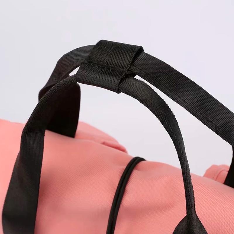 客製日系折口雙肩後背包