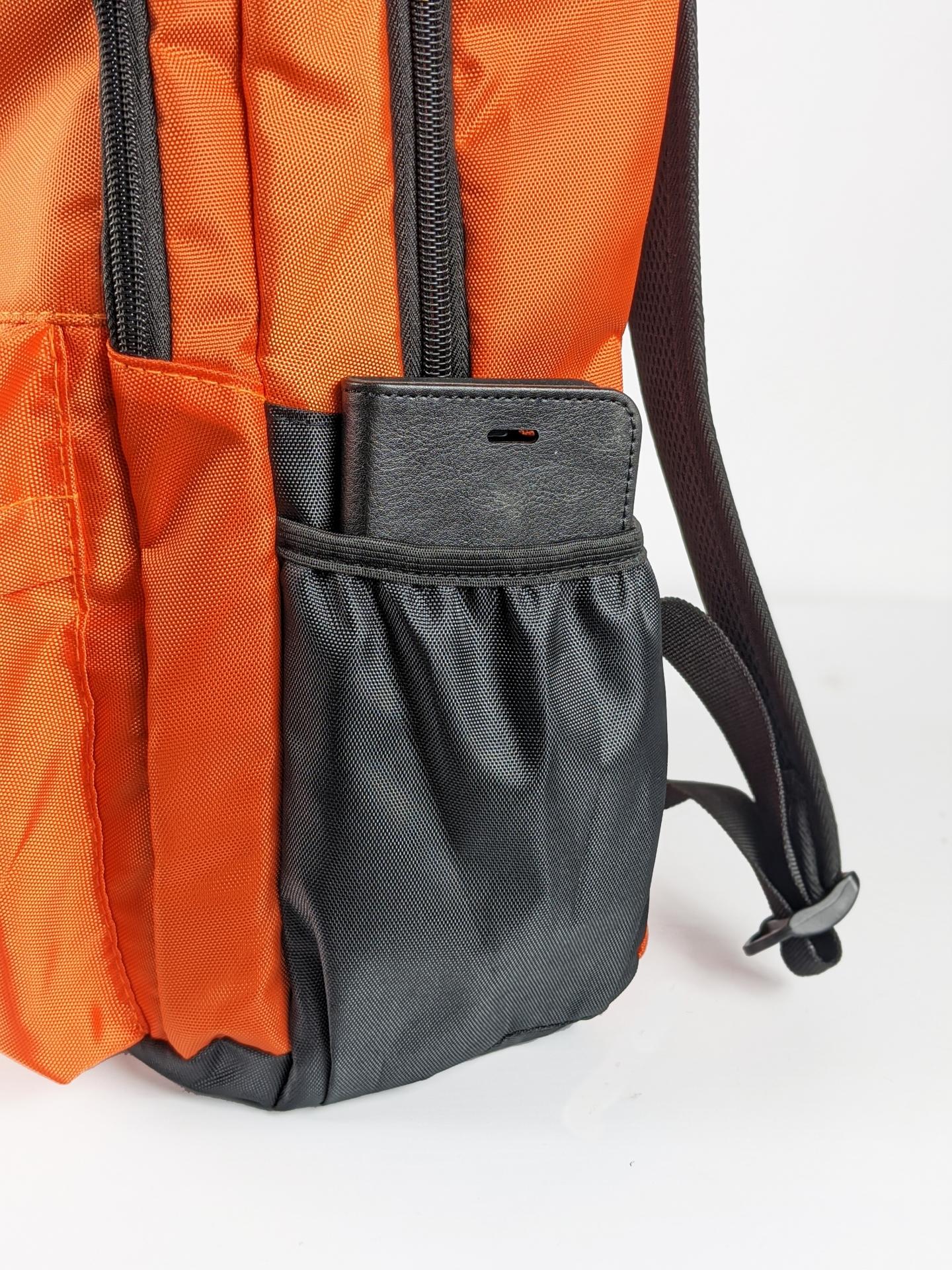 訂製潮流休閒雙肩後背包