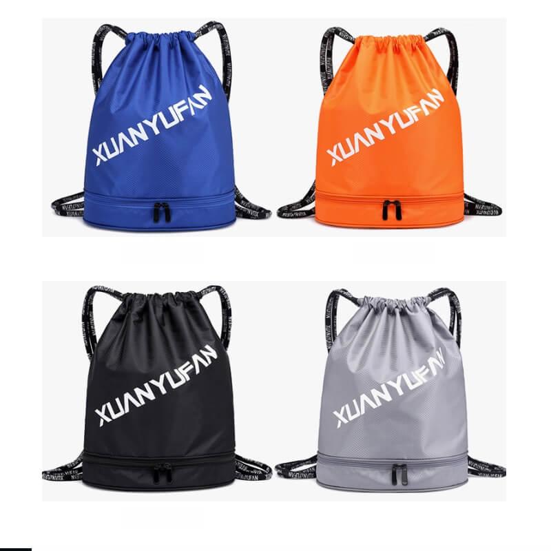 訂做潮流運動雙肩後背包