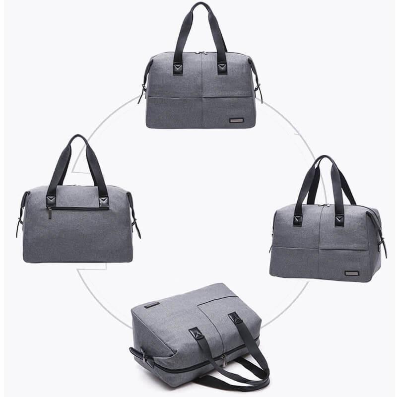 工廠代工英倫風大容量手提袋