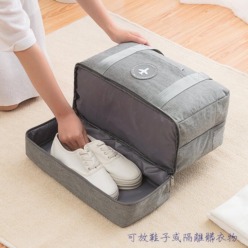 訂製英倫風獨立鞋層手提袋