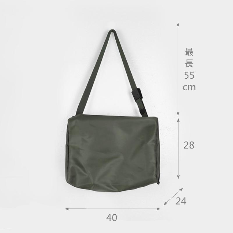 訂做極簡輕量側背包