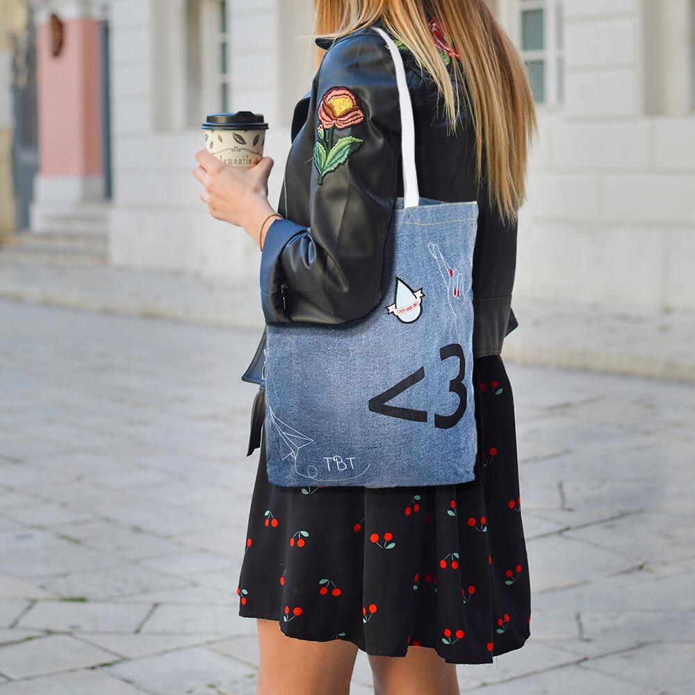 客製化日系休閒手提袋
