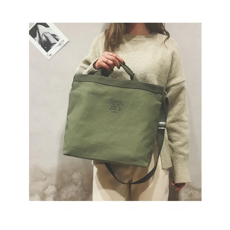 客製化大容量兩用手提袋