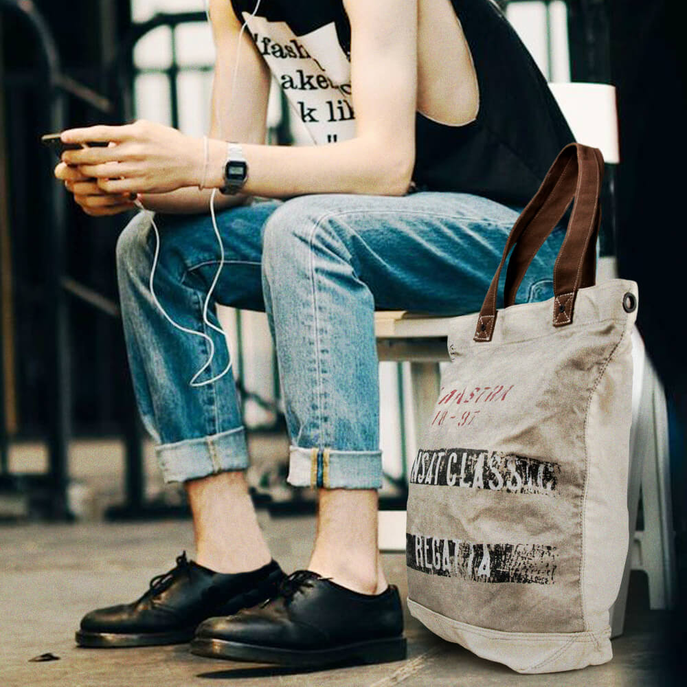 客製化韓系休閒手提袋