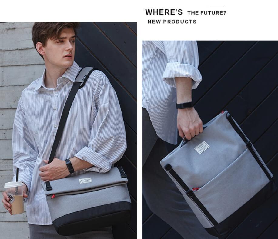 訂製大容量側背包