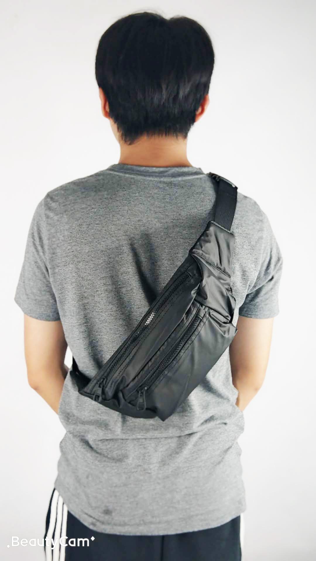 客製化時尚單肩胸包腰包