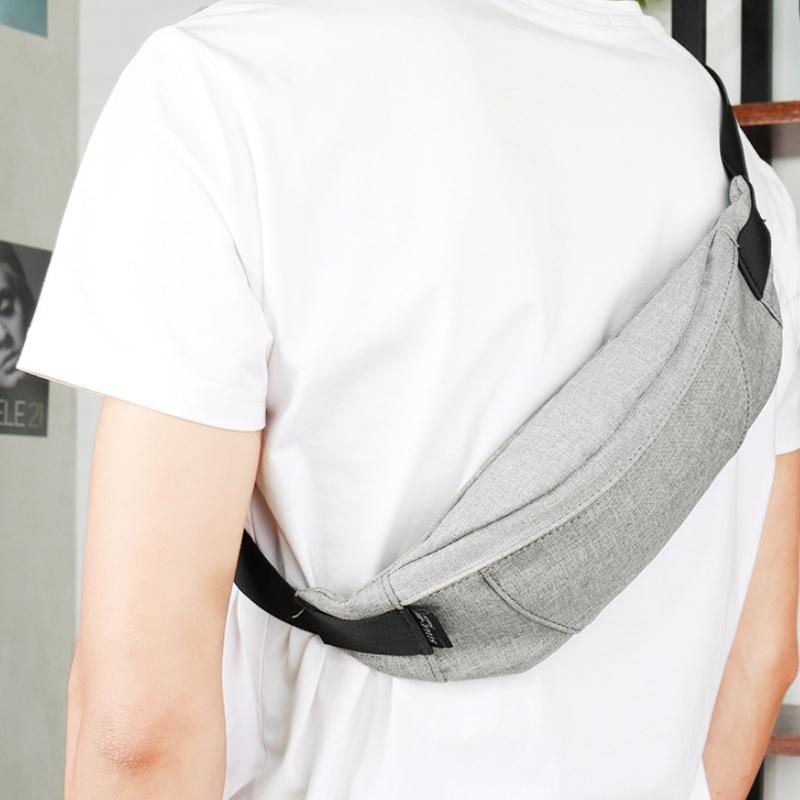 工廠訂製日系單肩胸包腰包