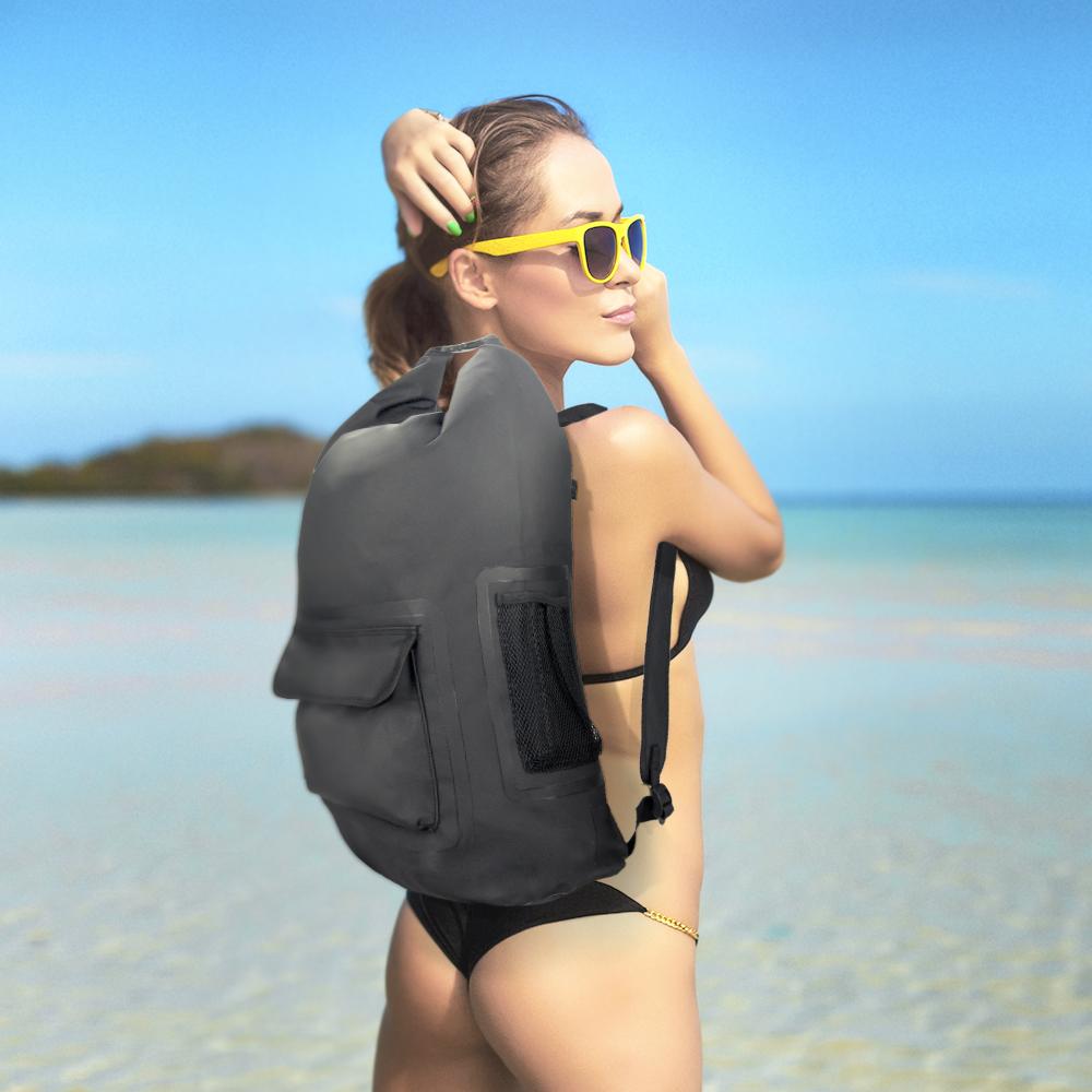 客製潮流防水後背包
