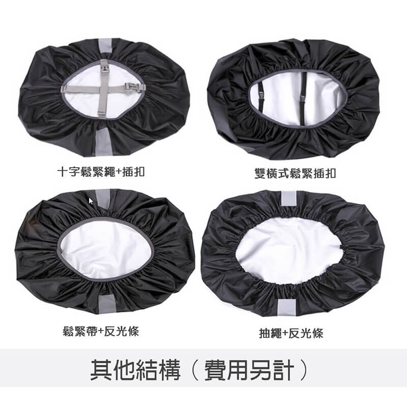 客製都會輕量防水雨罩